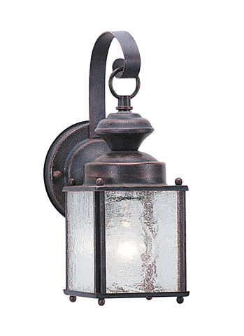 Sea Gull Lighting - One Light Outdoor Wall Lantern - 8880-08