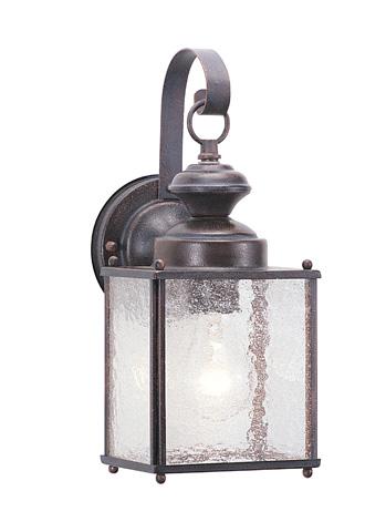 Sea Gull Lighting - One Light Outdoor Wall Lantern - 8881-08