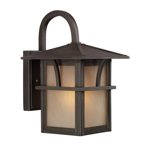 Sea Gull Lighting - One Light Outdoor Wall Lantern - 88880BLE-51