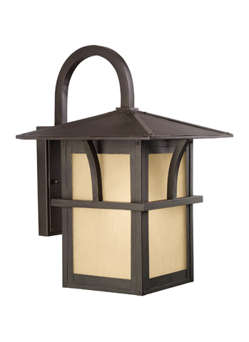 Sea Gull Lighting - Large LED Outdoor Wall Lantern - 8888291S-51
