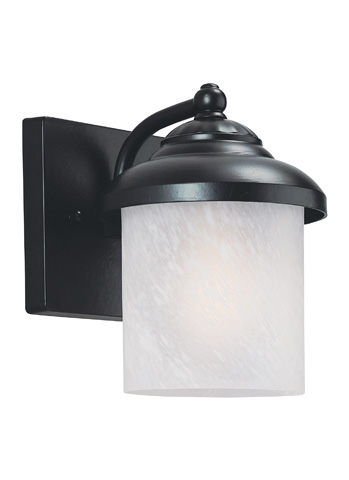 Sea Gull Lighting - One Light Outdoor Wall Lantern - 89048BLE-12