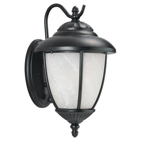 Sea Gull Lighting - One Light Outdoor Wall Lantern - 89049PBLE-12