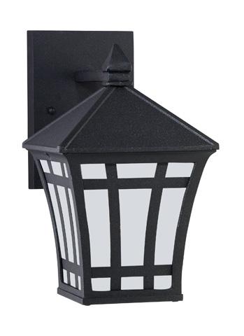 Sea Gull Lighting - One Light Outdoor Wall Lantern - 89131BLE-12