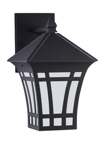 Sea Gull Lighting - One Light Outdoor Wall Lantern - 89132BLE-12