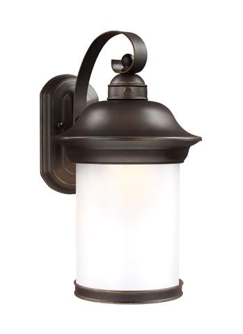 Sea Gull Lighting - Medium LED Outdoor Wall Lantern - 8919291DS-71