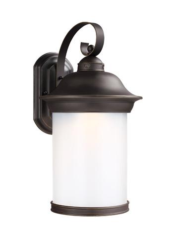 Sea Gull Lighting - Large LED Outdoor Wall Lantern - 8919391S-71
