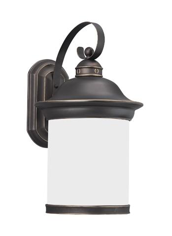 Sea Gull Lighting - One Light Outdoor Wall Lantern - 89193BLE-71