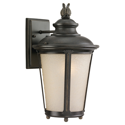 Sea Gull Lighting - One Light Outdoor Wall Lantern - 89341BLE-780