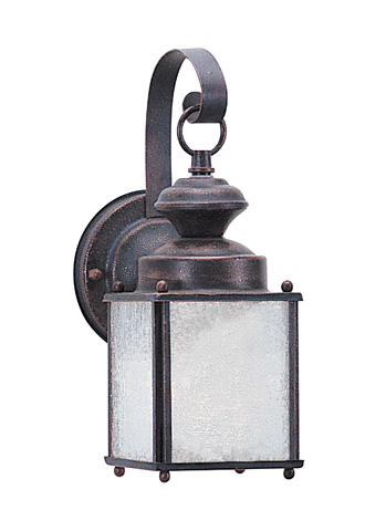 Sea Gull Lighting - One Light Outdoor Wall Lantern - 8980BLE-08