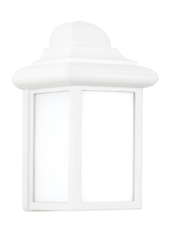 Sea Gull Lighting - LED Outdoor Wall Lantern - 898891S-15