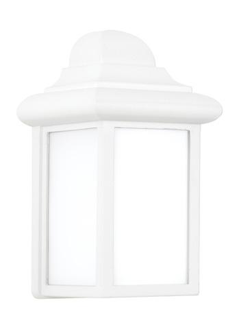 Sea Gull Lighting - One Light Outdoor Wall Lantern - 8988BLE-15