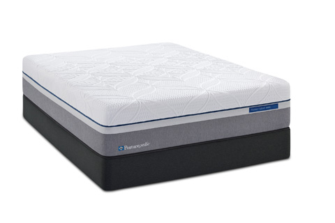 Image of Cobalt Firm Mattress Set