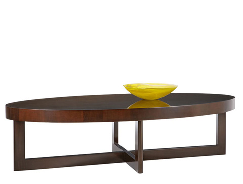 Image of Criss Cross Coffee Table
