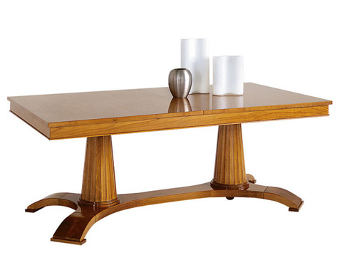 Selva - Heritage J.S. Dining Table - 3692