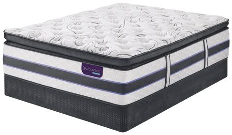 Image of HB500Q Super Pillow Quilted Top Mattress Set