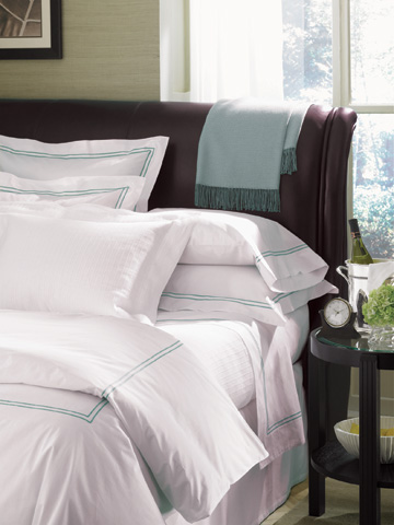 Image of Grande Hotel Bed Linen Package