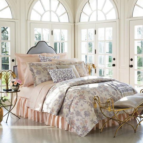 Sferra Bro Ltd - Prina Queen Bedding Package - PRINA