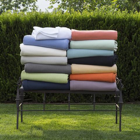 Sferra Bro Ltd - King Blanket - 1282KGBLBLK