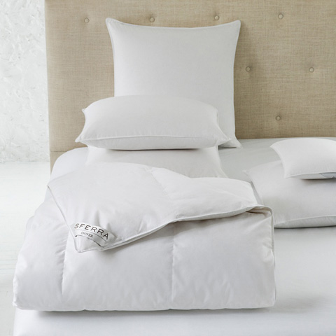 Sferra Bro Ltd - King Duvet - 6811KGDVWHT
