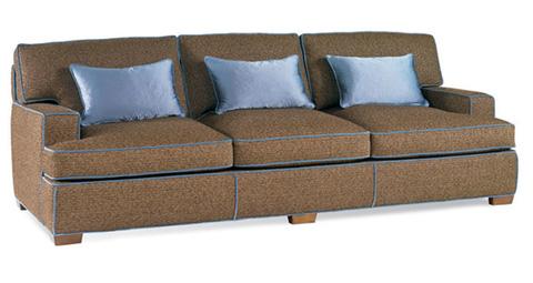 Image of Three Cushion Recessed Arm Sofa