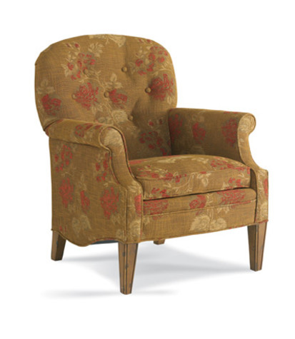 Sherrill Furniture Company - Patterned Accent Chair - DC23