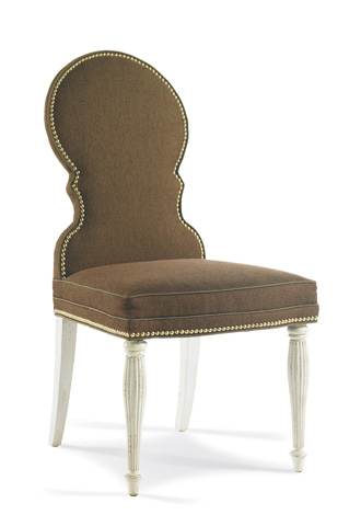 Sherrill - Dining Side Chair with Nail Trim - DC65