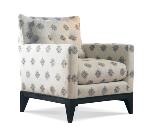 Sherrill - Track Arm Chair - 1313