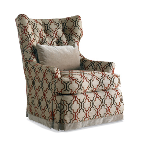 Sherrill Furniture Company - Wing Chair - 1368