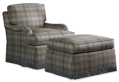 Sherrill - Lounge Chair - 1371