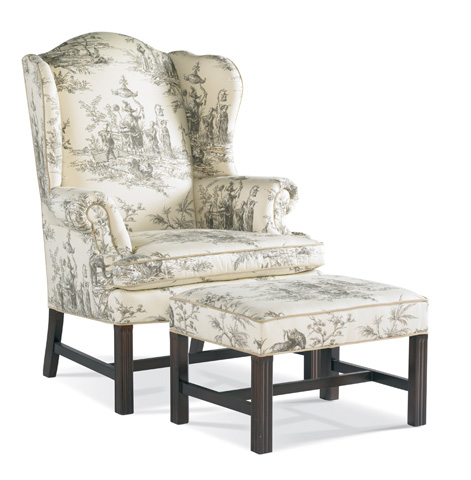 Sherrill Furniture Company - Wing Chair - 1517-1