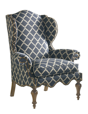 Sherrill - Wing Chair - 1603