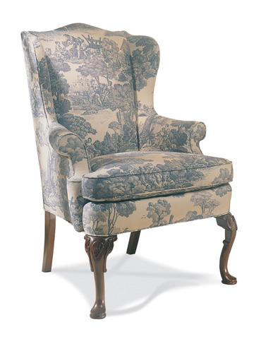 Sherrill Furniture Company - Wing Chair - 1671