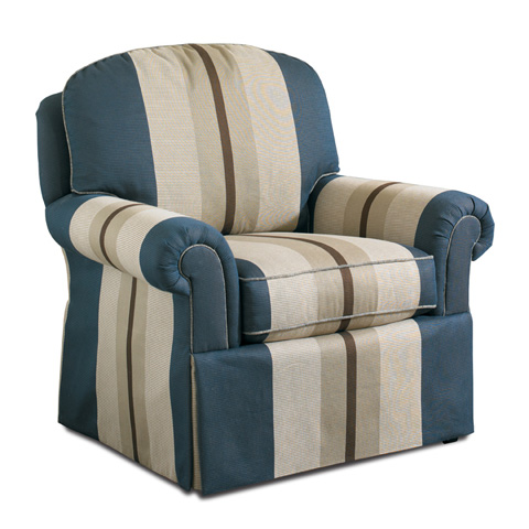 Sherrill - Lounge Chair - 1716