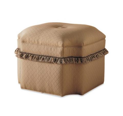 Sherrill Furniture Company - Ottoman - 6018