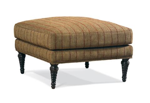 Sherrill Furniture Company - Ottoman - DC72-0