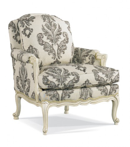 Sherrill Furniture Company - Carved Chair - DC95