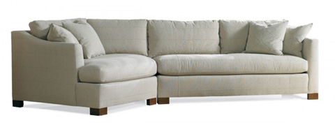 Sherrill Furniture Company - Sectional - 2052/2055