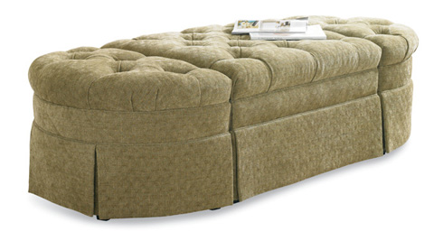 Sherrill Furniture Company - Ottoman - 5906/5907