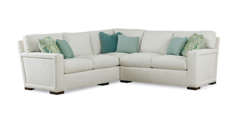 Sherrill Furniture Company - Sectional - DC133/DC102