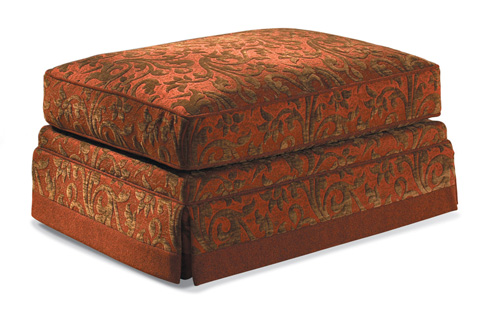 Sherrill Furniture Company - Ottoman - 1591