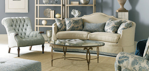 Image of Two Piece Living Room Collection
