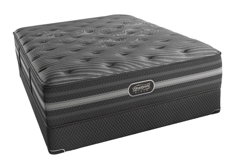 Image of Beautyrest Black Mariela Plush Mattress Set
