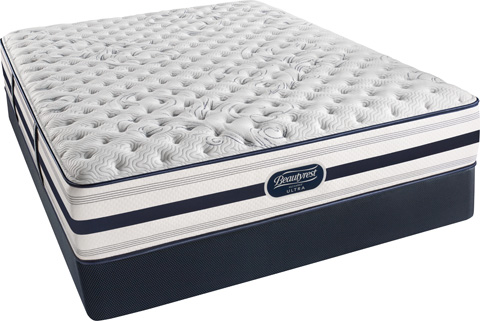 Image of Briana Extra Firm Mattress Set