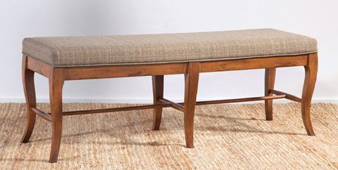 Saloom Furniture - Upholstered Seat Bench - BN-U 55 EUR