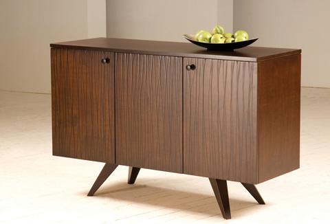 Saloom Furniture - Three Door Buffet - MBF48-MD3
