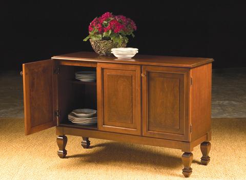 Saloom Furniture - Three Door Buffet - MBF50-Y1