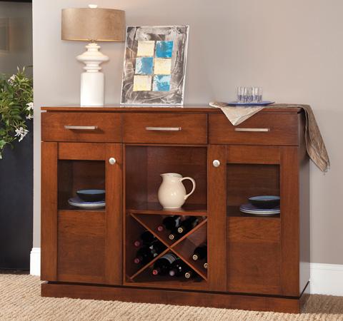 Saloom Furniture - Credenza - M-CZA60-T2