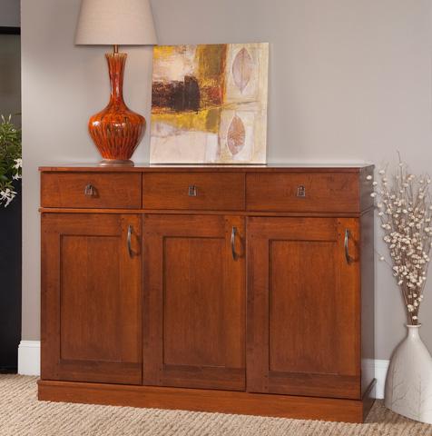 Saloom Furniture - Credenza - M-CZA60-T5