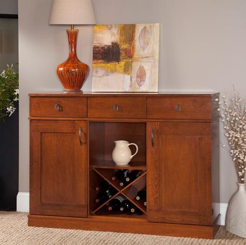 Saloom Furniture - Credenza - M-CZA60-T6