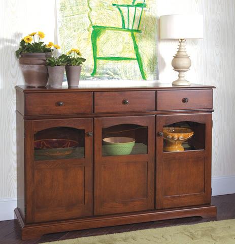 Saloom Furniture - Credenza - M-CZA60-Y3